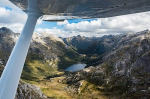 Nieuw-Zeeland, Southern Alps