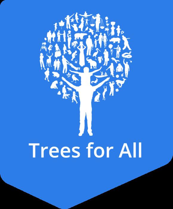 Logo van Trees For All